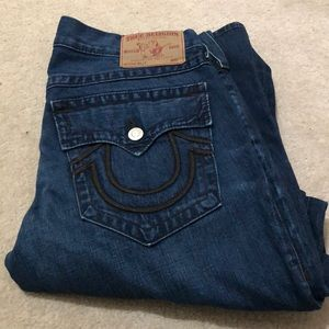 Men's True Religion Billy Jeans 34